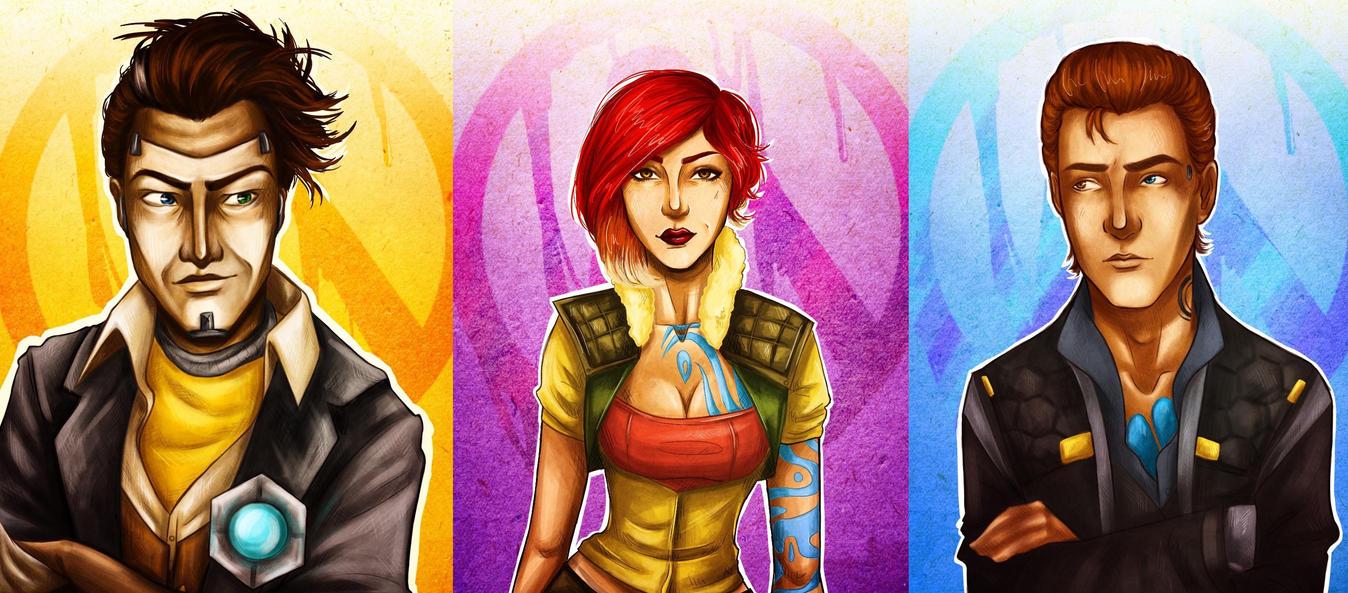 Favorite Trio by julie-pond