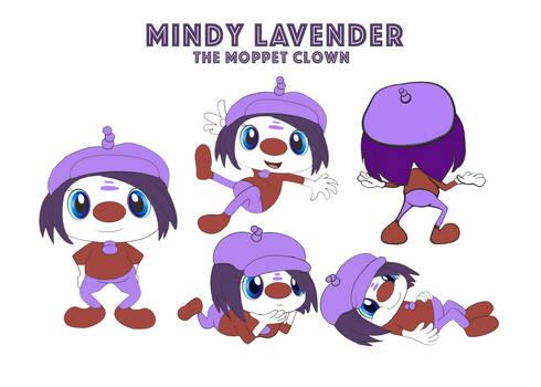 Mindy Budsies Design Sheet