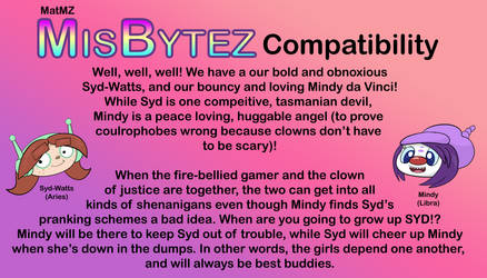 MisBytez Compatibility: Aries and Libra