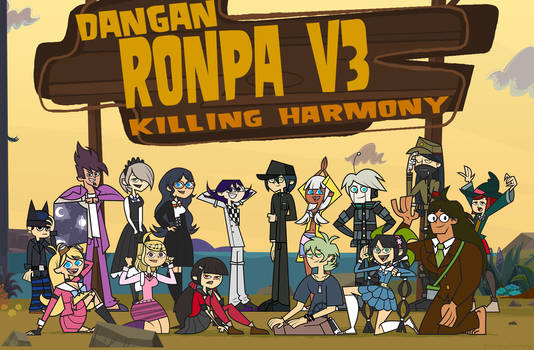 Total Drama Danganronpa Thing Part 3