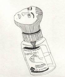 desinfecting handgel