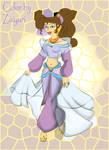 Megara as JAsmine