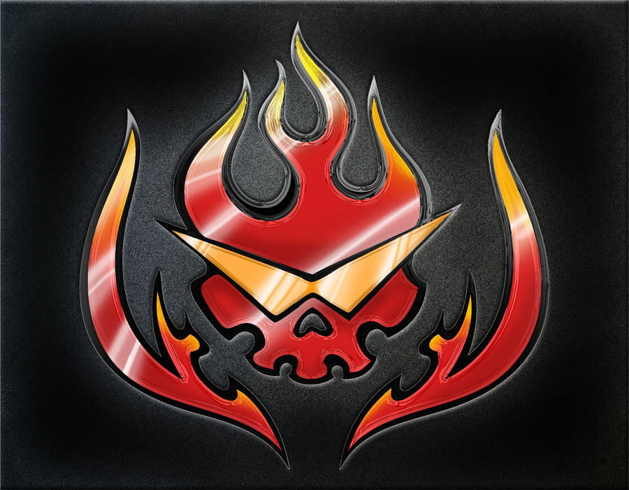 Team Dai-Gurren Logo by TinManSam on DeviantArt