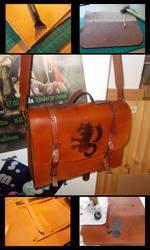 Fullmetal Alchemist briefcase