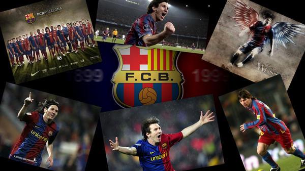 Lionel Messi 10 - Barcelona FC by xxxLaTiNoxxx