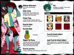 Monster High Webston Watermark