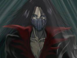Karasu from Yu Yu Hakusho by KaoruMoonGoddess