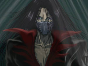 Karasu from Yu Yu Hakusho