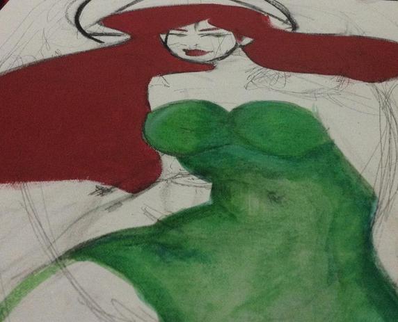 Ivy! by nitromee