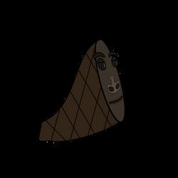 Gorilla Ham by FriedTaco