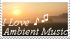 Ambient Music Stamp by Bearkata