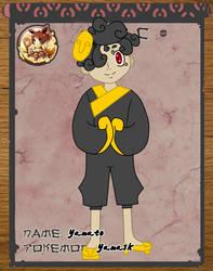 Pokimono: Yamato by jiru-chan