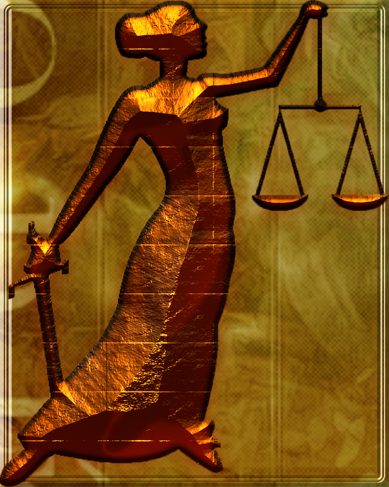 lady justice statue drawing - photo #48