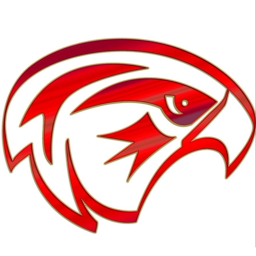 Eagle Logo Red Red Eagle Logo by
