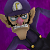 Waluigi SSB Emoticon 2