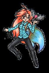 Madeline (Celeste) by lasercraft32