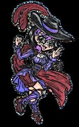 Violet (Persona 5) by lasercraft32