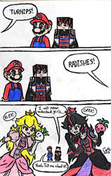 Princess Problems by lasercraft32