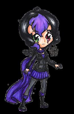 Violet Reformed (New Design)