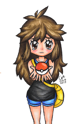 Please be my Pokemon