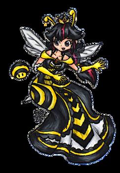 Queen Bee TimeRiftette