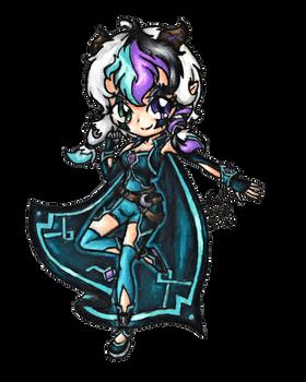 Violet (Moonshadow Elf)