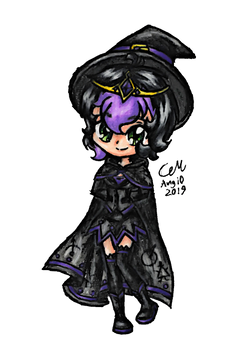 Violet (Witch Princess)