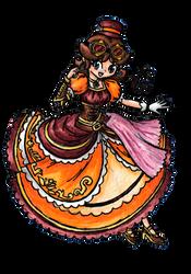 Steampunk Daisy