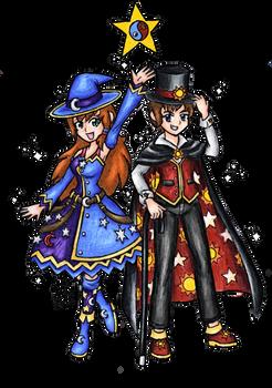 Neoma and Solare (No Concept Version)