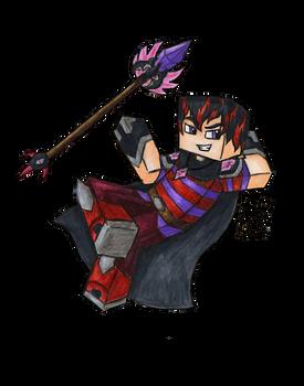 TimeRift (Original Character)