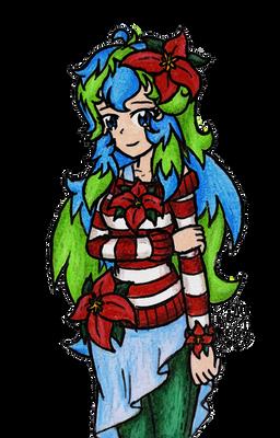 Day 1 - Poinsettia (Christmas 2020)