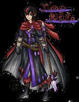 Jikan Rifuto (Genshin Impact OC)