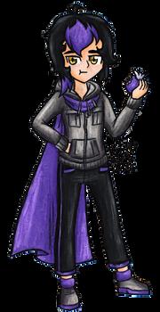 Indigo (Original Character)