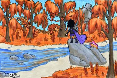 Magical Forest (Frozen II)