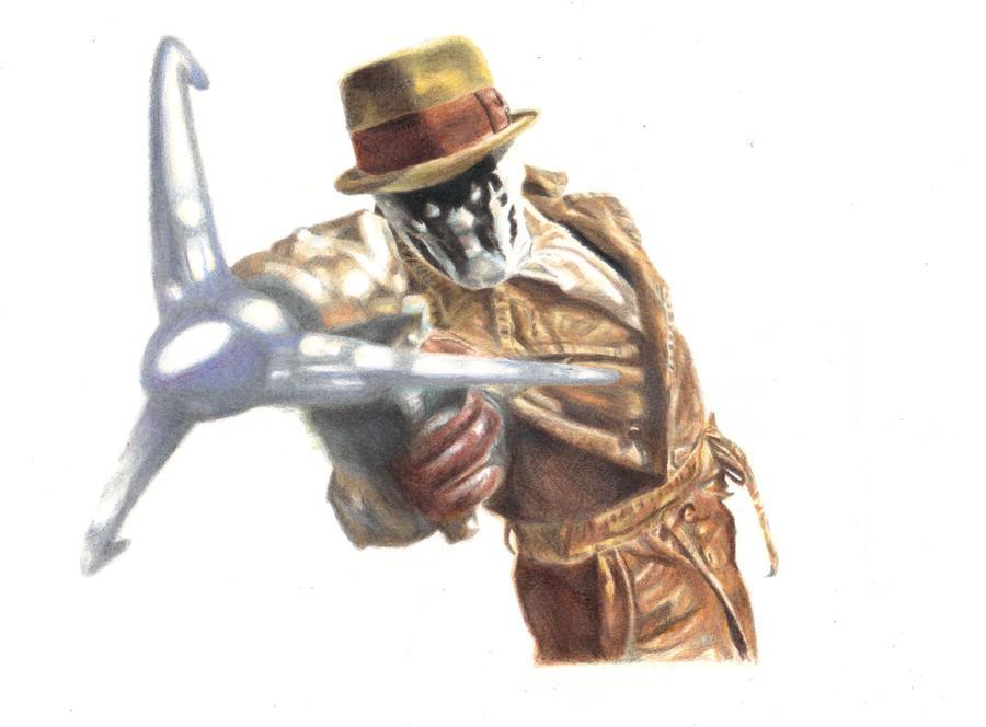 Rorschach by BismarSantiago