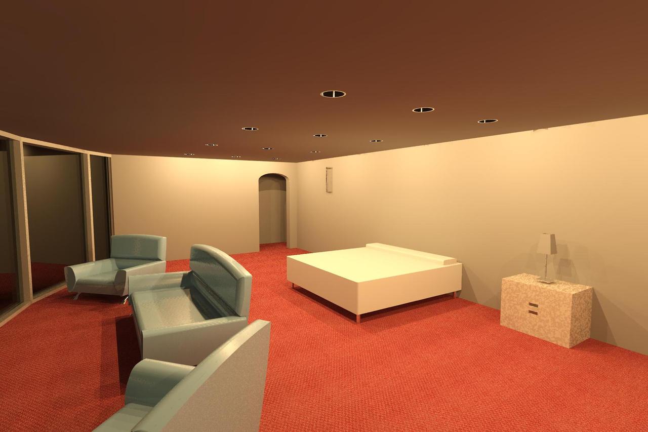 Nice Bedroom Nice Simple Bedroom By Uncholowapo On Deviantart