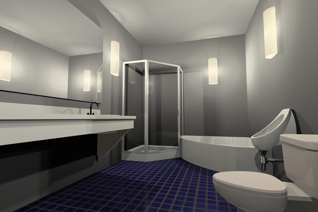 Dream Bathroom By Uncholowapo On DeviantArt