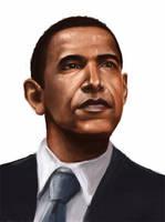 Mr. Obama by Alayna