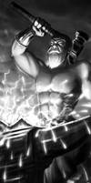 Greek god- Hephaestus
