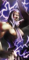 Greek god- Zeus