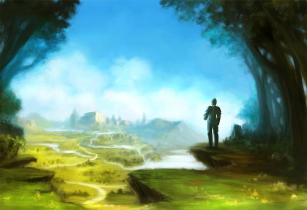 Adventurer's Discovery by Alayna