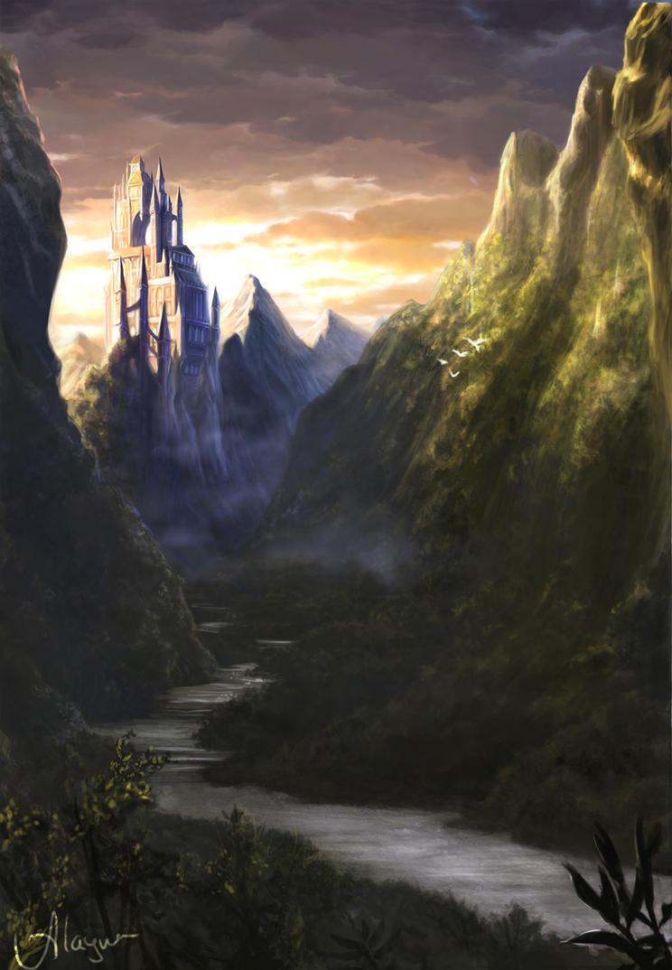 Landscape by Alayna