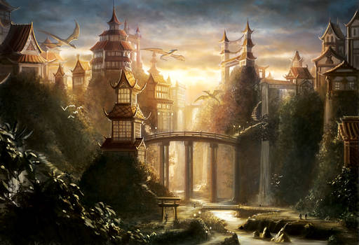Secret Valley by Alayna