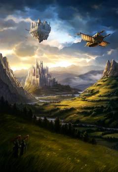 Parallel Kingdom: Age of Ascension splash screen