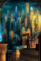 Light City by Alayna