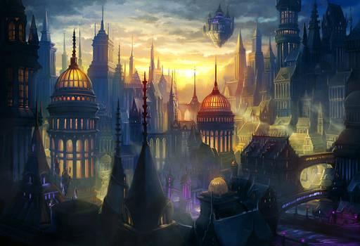 Magic City of Vane