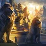 The Grand Halls of Lion