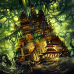 The Hidden Bastion of the Spider by Alayna