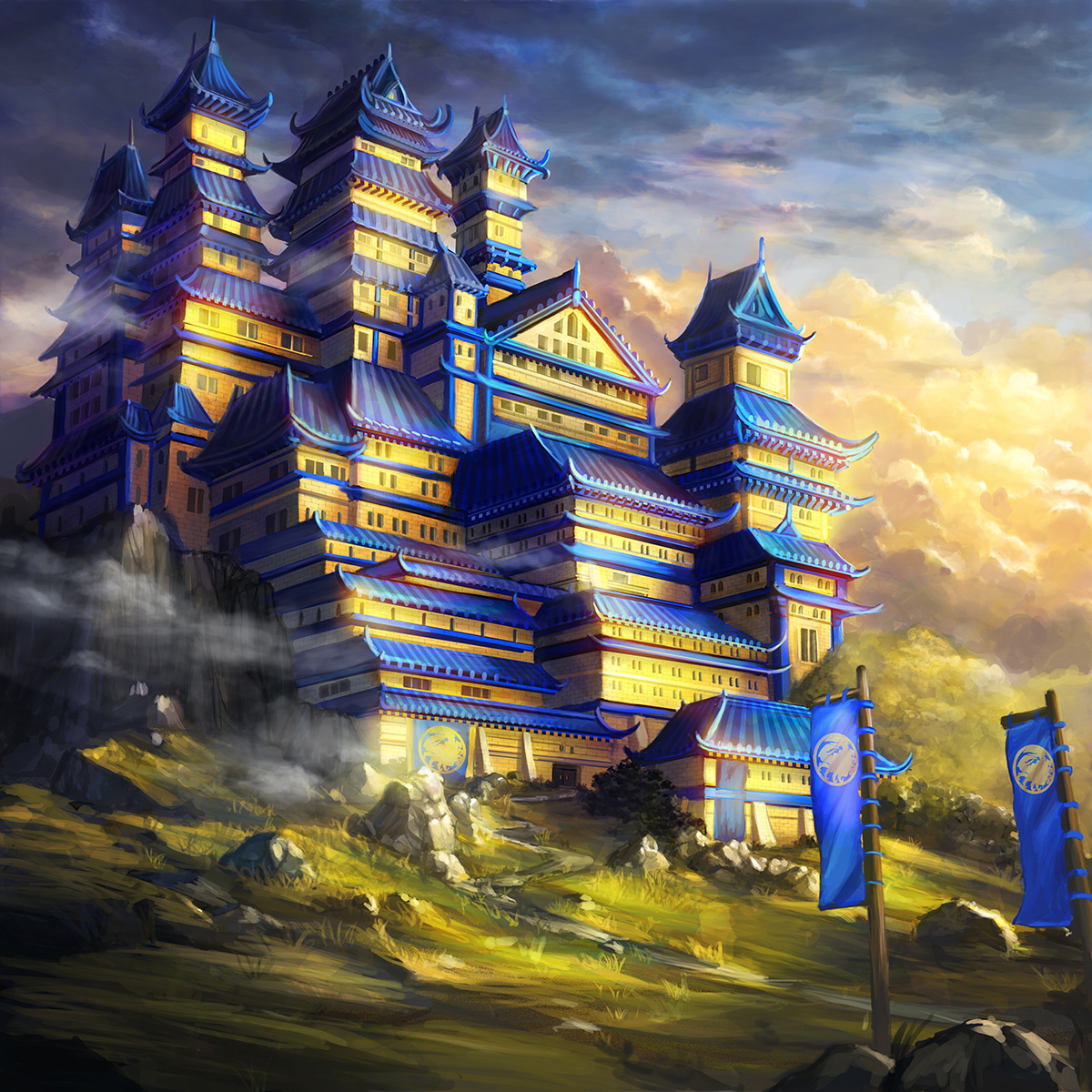 The Unassailable Fortress Of The Crab By Alayna On DeviantArt
