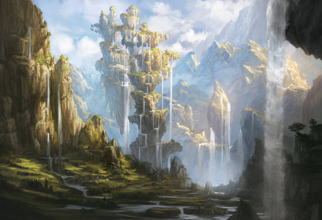 Crown Oasis by Alayna